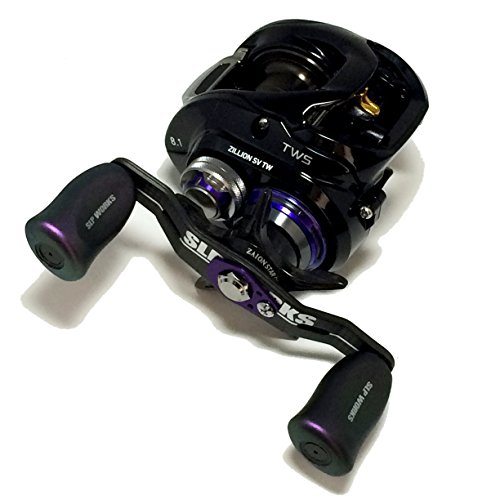 Daiwa zillion SV TW 81XH Limited limited / dextral without [SV of DAIWA ZILLION of SLP WORKS TW]
