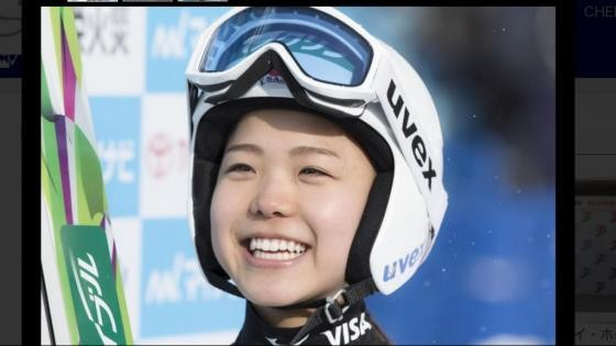 Result Sara Takanashi of ski jumping athletes was the makeup wwwwwwwwwwwwww