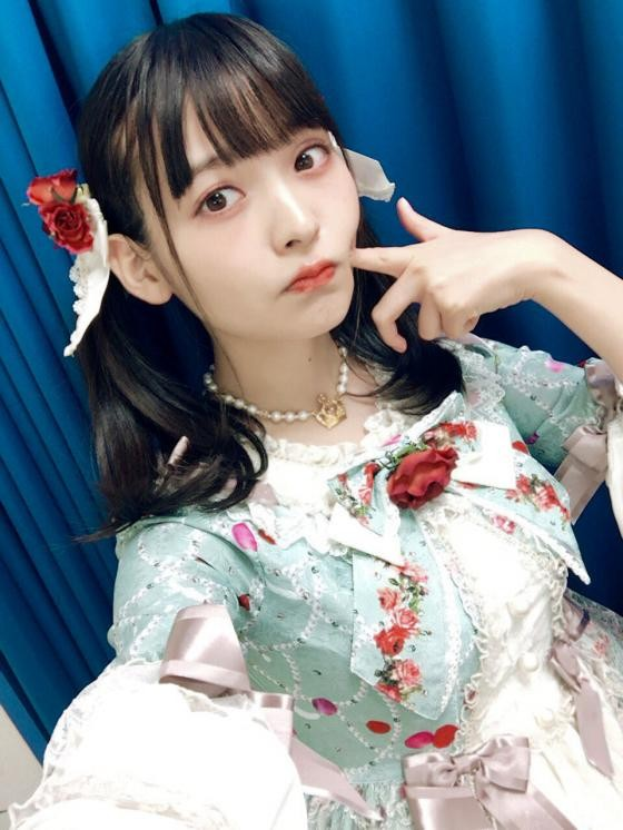 [Angel] Sumire UESAKA, the latest image too cute wwwww