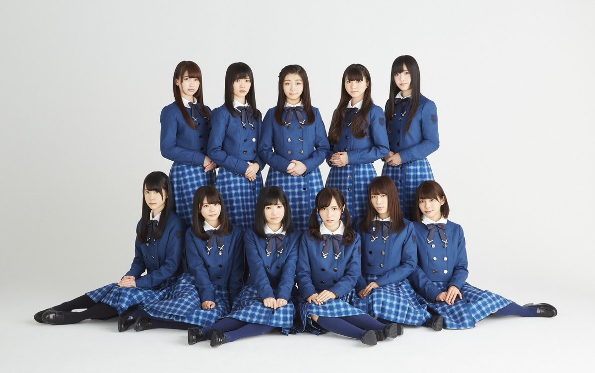 [Image] Yasushi Akimoto voice actors idle 22/7 is Nogizaka look-alike