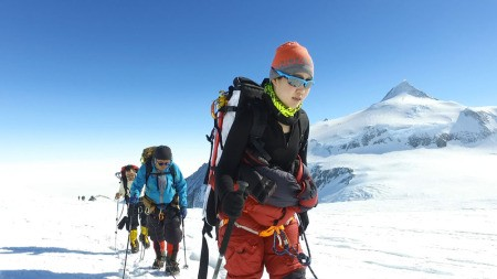 """Imoto Antarctic challenge """"Itte Q"""" 3 hours SP is top form at 19, 2% Olympics back"""