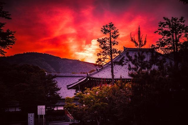 9月 京都