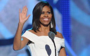 "Michelle Obama: ""Being the president doesn't change who you are - it reveals who you are."""
