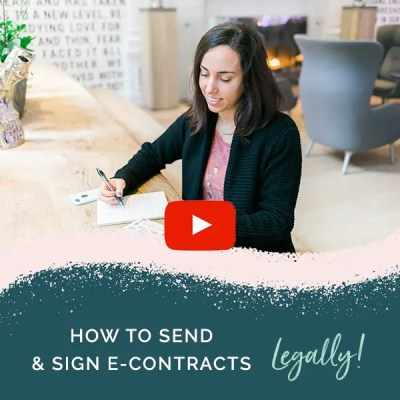 How to Sign Contracts Online