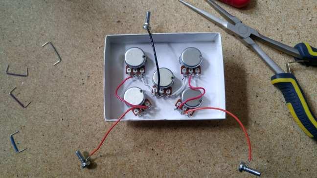 Divider Wiring