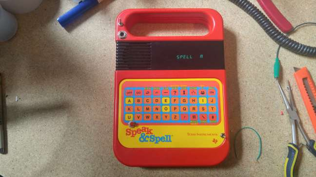 Kill Switch, Output, Glitch, Speak And Spell