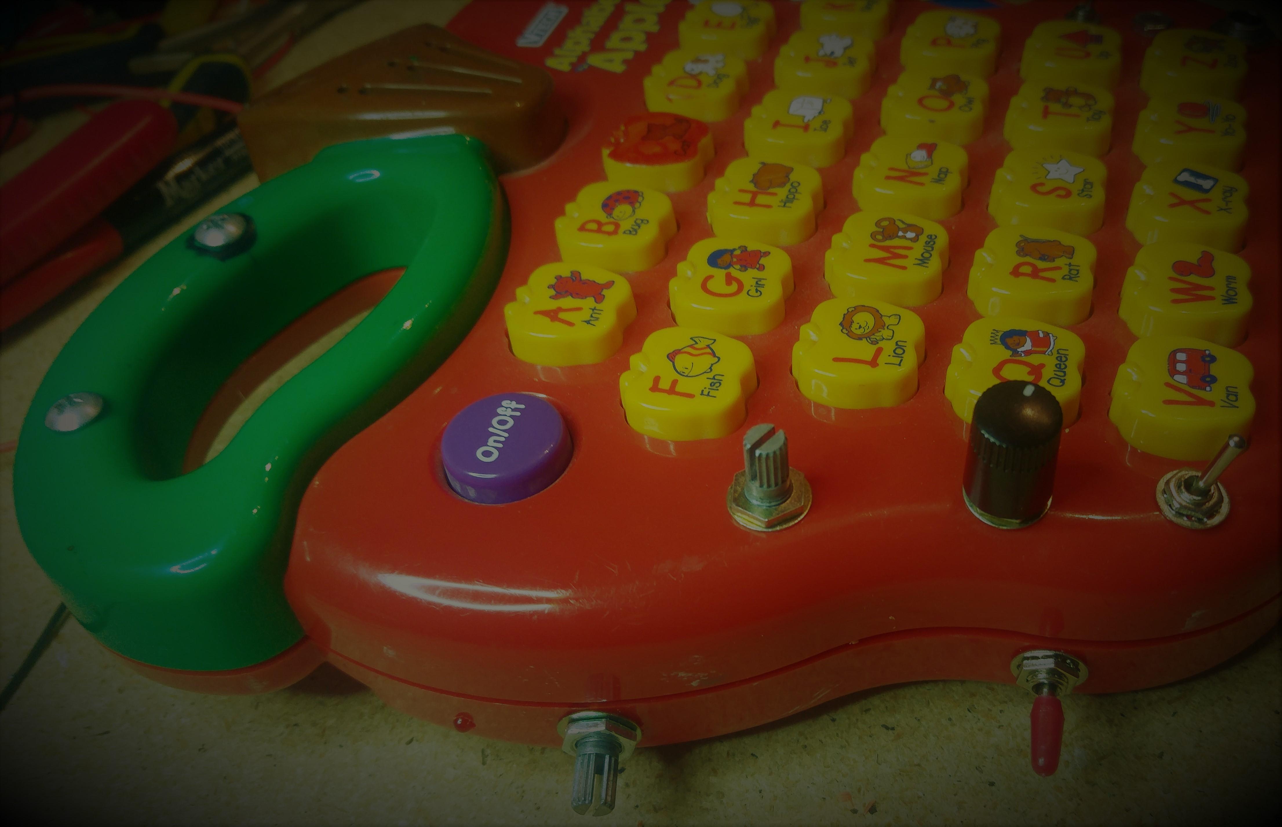 circuit bending, loop trigger, 555