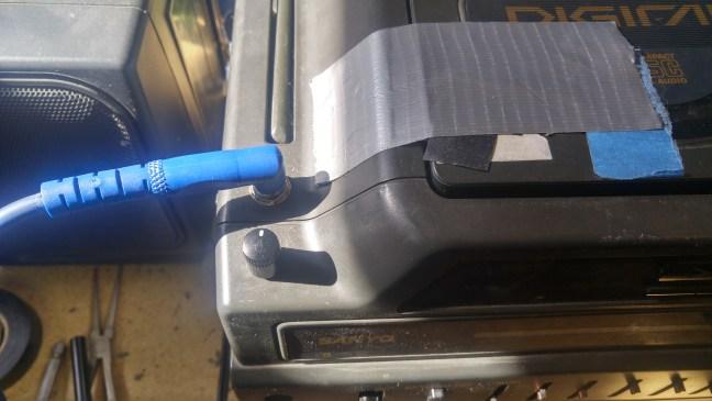 Boom Box Amplifier