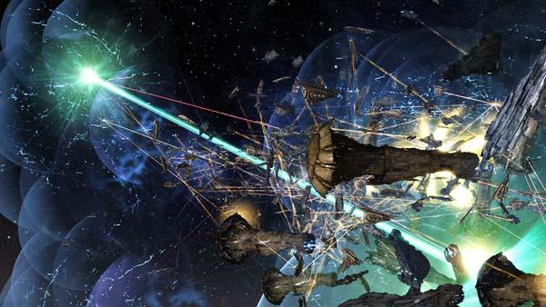 Список самых лучших космических игр