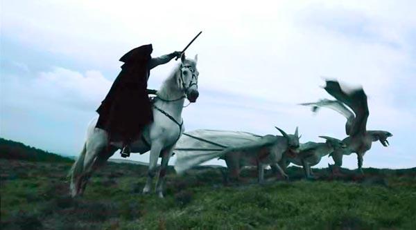 Фильмы в которых есть драконы