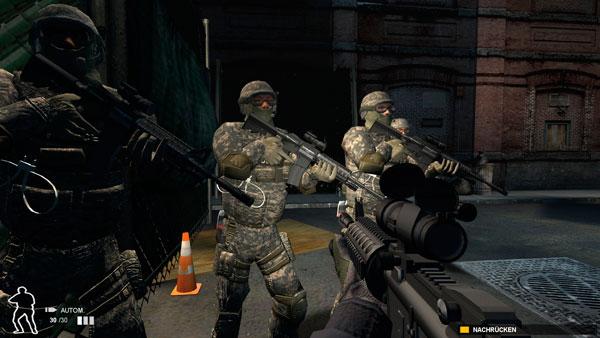 игры про русский спецназ на пк
