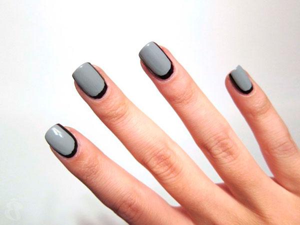 лучший дизайн ногтей шеллак
