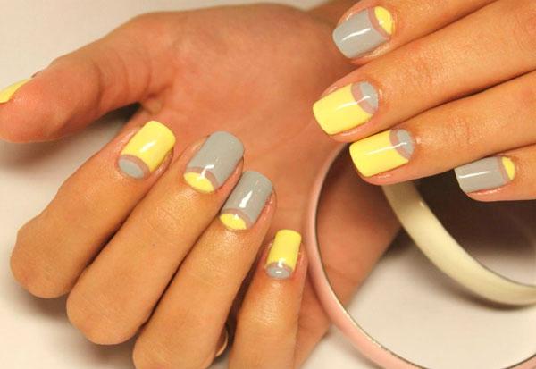 лучший дизайн ногтей 2015