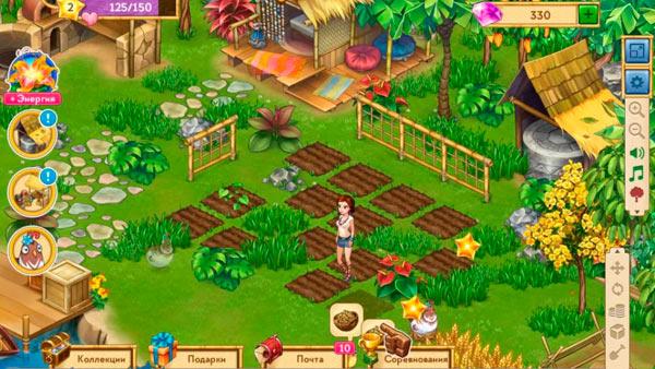 онлайн игры про ферму