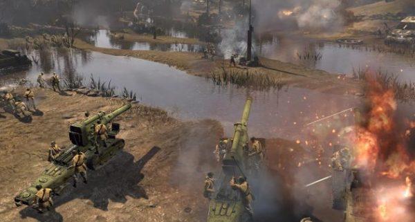 игры стратегии военные