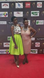 With Adeline Sede K, FabAfriq Editor in Chief and Ratu Team member