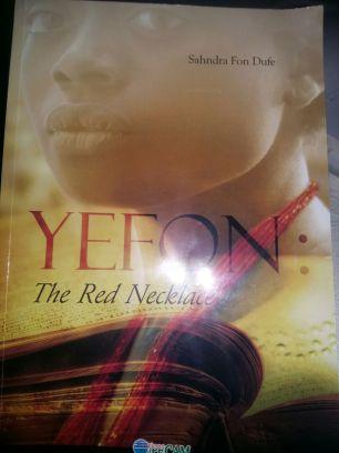 Yefon: Paper back cover