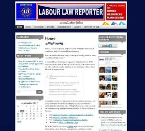 Labour Law Reporter Blog