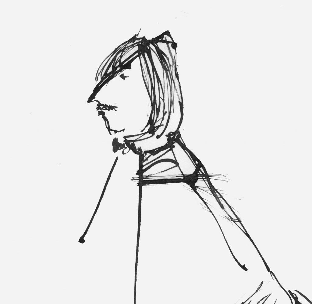Arina Obuch: Chrbtom prozaikovi Gogoľovi