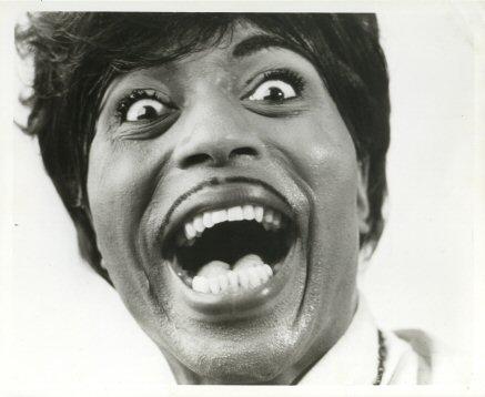 Om du klickar på Little Richard här, ska du enligt vad de påstår i reklamen på Spoyify, få ett smakprov.