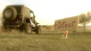Trash The Dress - Jeep Edition