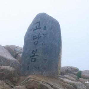 【韓国・釜山】金井山 最高点の「姑堂峰」へ! 温泉場~梵魚寺トレッキング♪