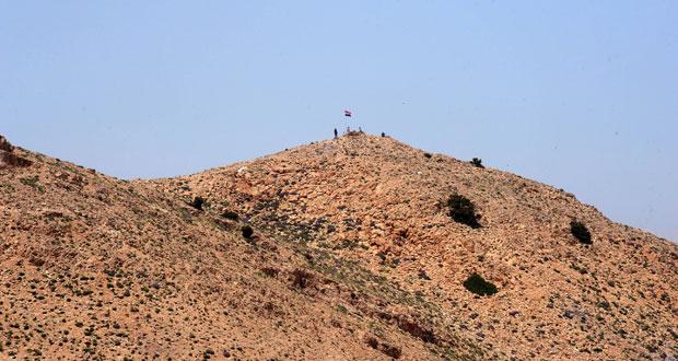 Flita-mountains-Qalamoun