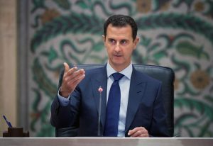 Cabinet-sworn-presidnet-al-Assad 4