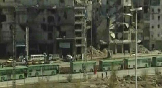 Disaster In Aleppo - Image Copyright Sana.Sy