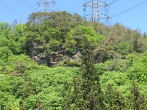 観音山(柳沢城)