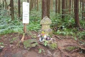 伝・真田幸村の墓