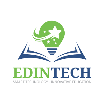 EdinTech Smart Technology Innovative Education Vietnam logo