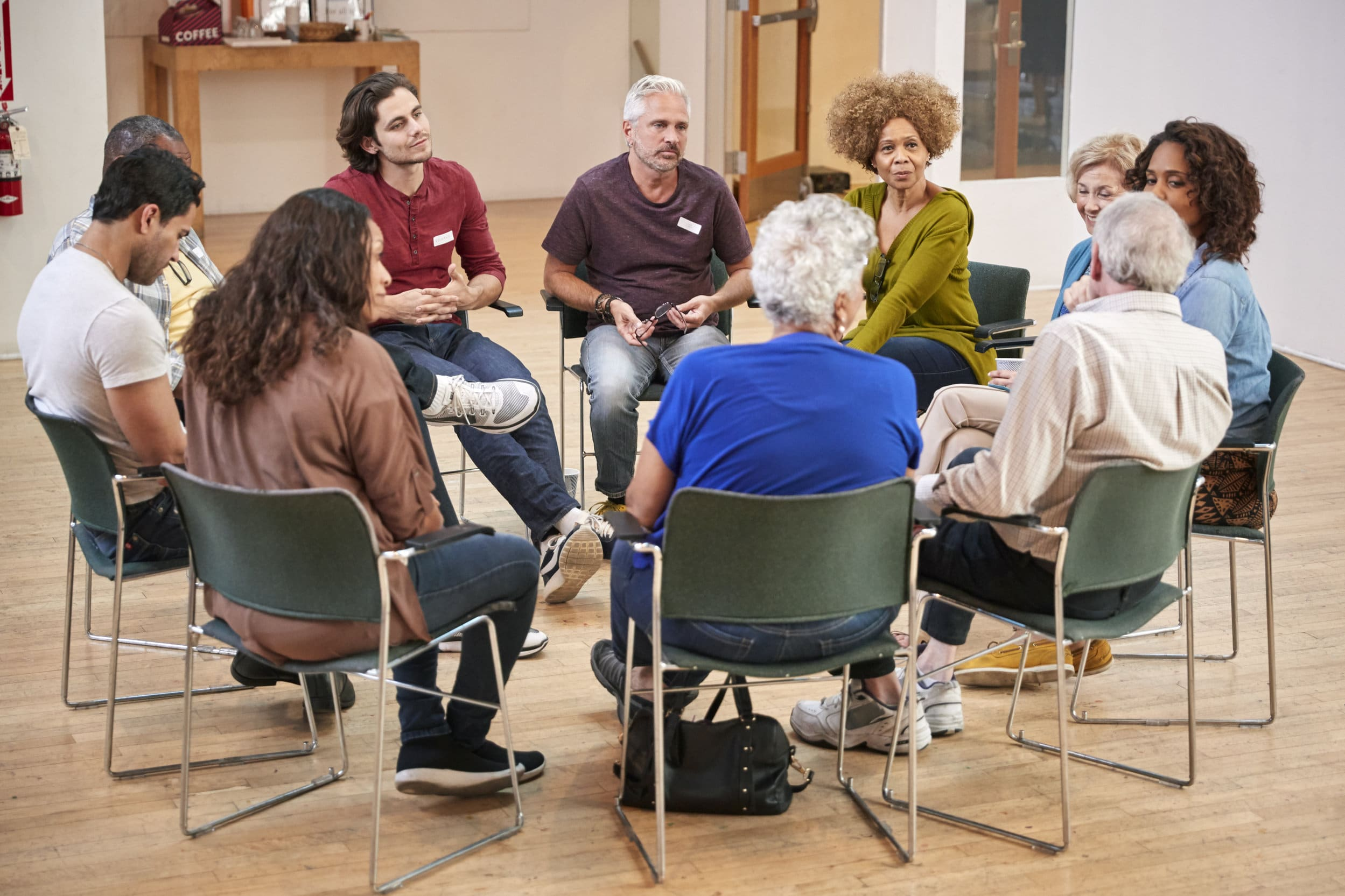 Group Therapy For Addiction Treatment Sana Lake Recovery