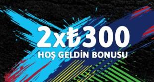 Youwin 600 TL Hoş Geldin Bonusu