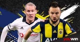 Youwin ile Beşiktaş - Fenerbahçe Derbisine Çifte Kazanç