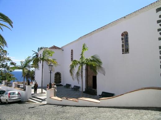 Iglesia de San Andrés · San Andrés y Sauces