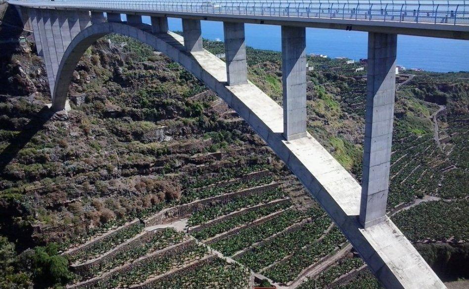 Arco de Los Tilos en San Andrés y Sauces