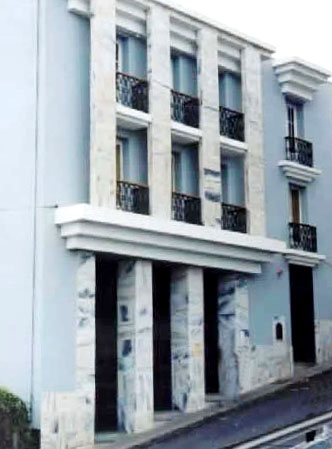 Casa de la Cultura de San Andrés y Sauces