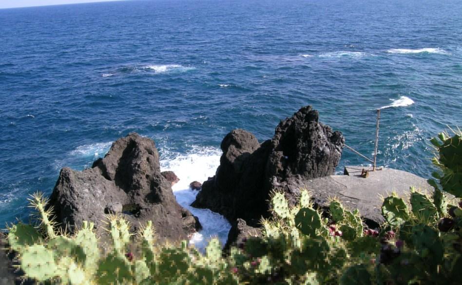 La Cuevita en San Andrés · San Andrés y Sauces