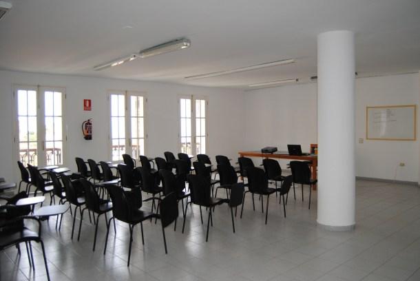Sala de Exposiciones y Formación  · San Andrés y Sauces