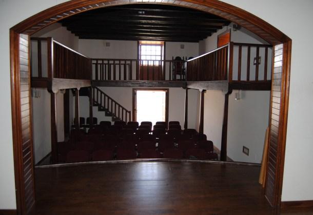 Teatrino de la Casa del Quinto · San Andrés y Sauces