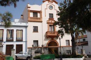 Fachada Ayuntamiento San Andrés y Sauces