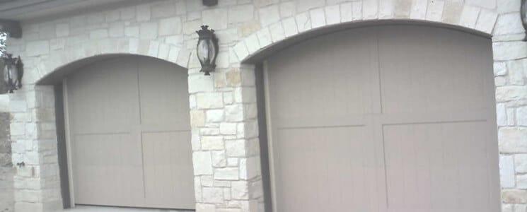 Residential Garage Doors In San Antonio Hill Country