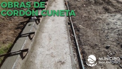 Photo of REGISTRO DE OPOSICIÓN OBRA DE CORDÓN CUNETA Y DESAGUES PLUVIALES
