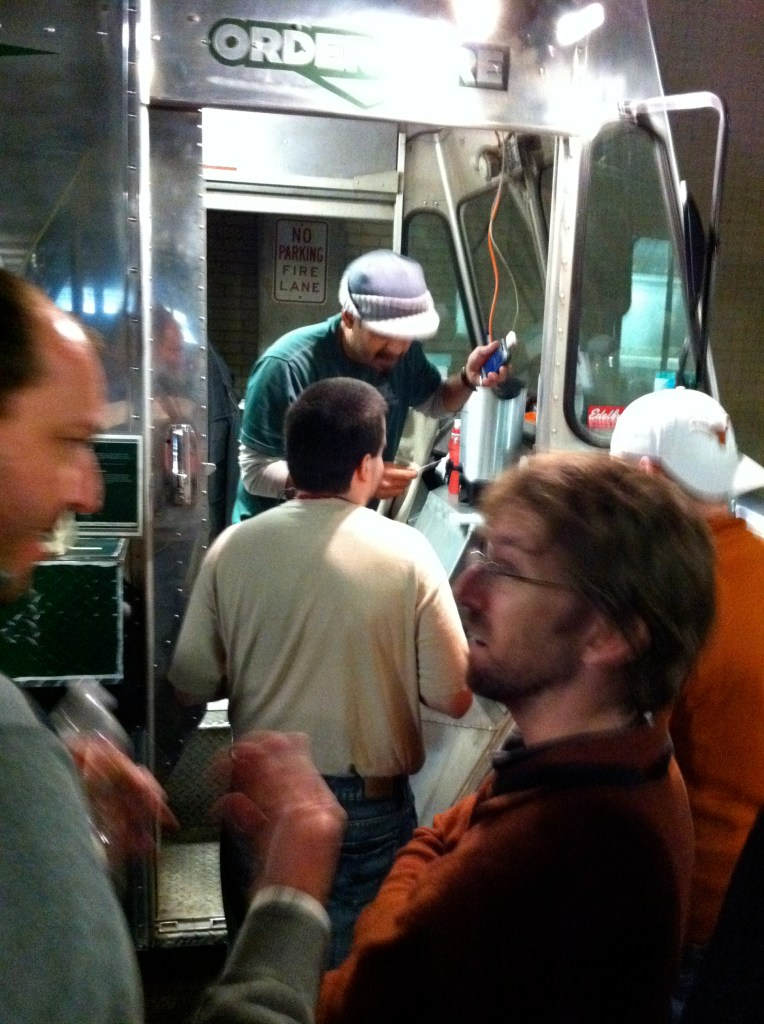 San Antonio needs more food trailers.