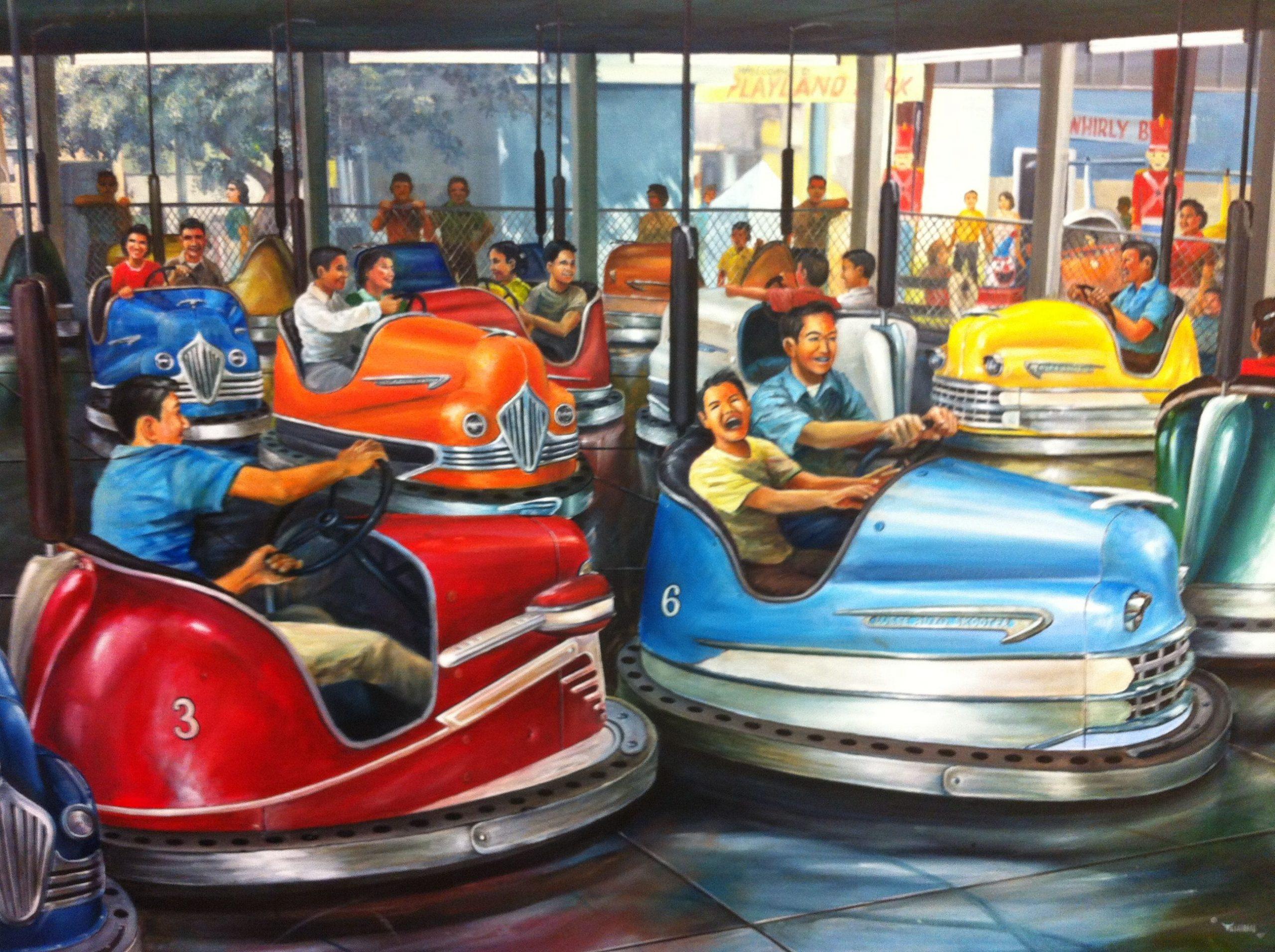 """""""Playland,"""" by Jo Villarreal"""