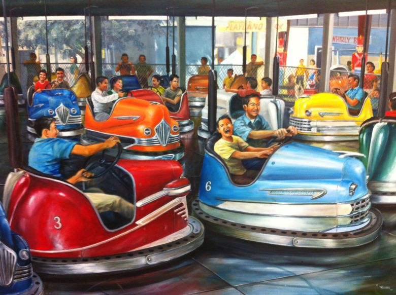 """Playland,"" by Joe Villarreal"