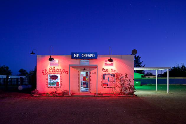 El Cheapo Liquors by Scott Martin
