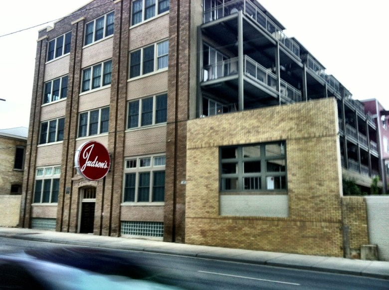 The Judson Candy Factory Lofts.