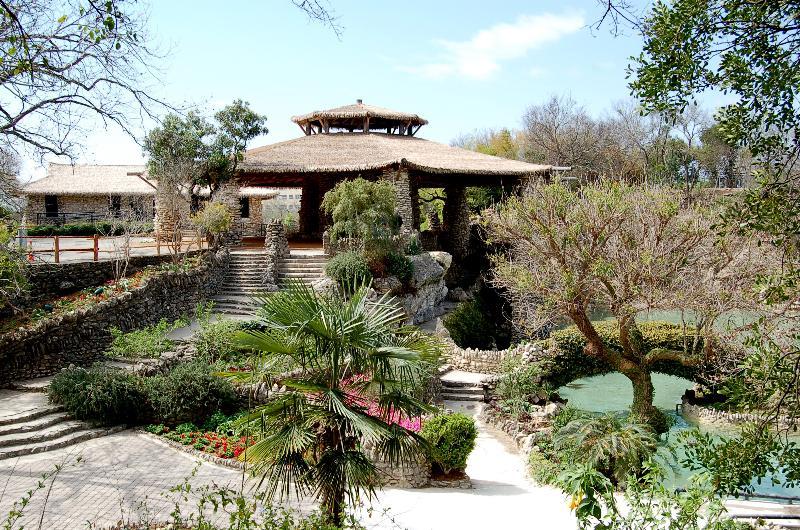 The Japanese Tea Garden. Courtesy photo.